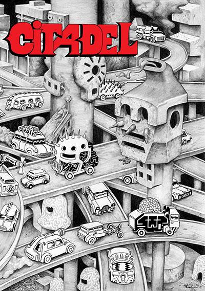 Citadel Zine Cover